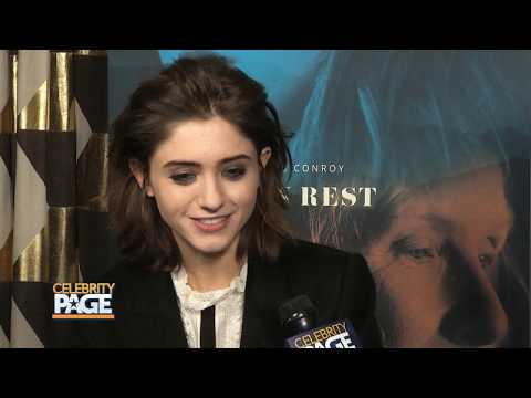 Natalia Dyer of Stanger Things Has a New Movie Out! | Celebrity Page