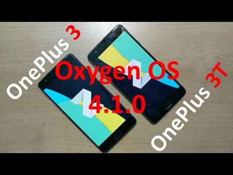 OnePlus 3 & OnePlus 3T OxygenOS 4.1.0 Update, Android Nougat 7.1.1 (Installation, Issues, Benchmark)
