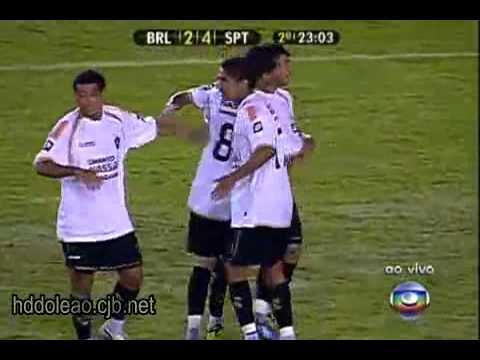 Copa do Brasil 2010 - Brasília 2 x 4 Sport (1ª Fase) HQ