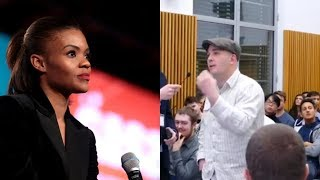 Triggered Snowflake Calls Candace Owens a RACIST, Watch How she RESPOND