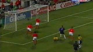 [Jul 07  Marseille]    Netherlands   vs  Brazil   (2-4) 1-1 SEMIFINALS 1998 FIFA World Cup France