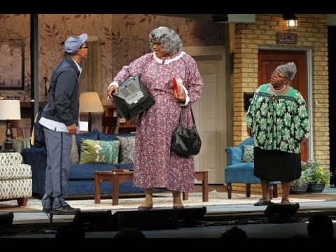 Tyler Perry's Madea's Neighbors From Hell (The Play) Look For It On DVD, Digital HD and VOD 4/22