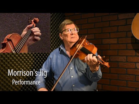 Morrison's Jig - Irish Fiddle Lesson by Kevin Burke Mp3