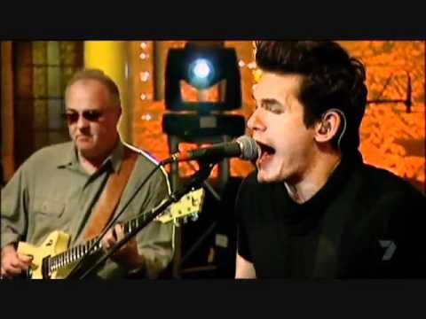 Heartbreak Warfare - John Mayer (Live At The Chapel)
