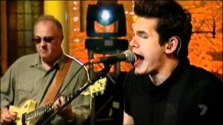 Heartbreak Warfare - John Mayer (Live at the Chapel)