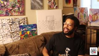 Justin Perry: Through the Eyes of the Artist pt. 1