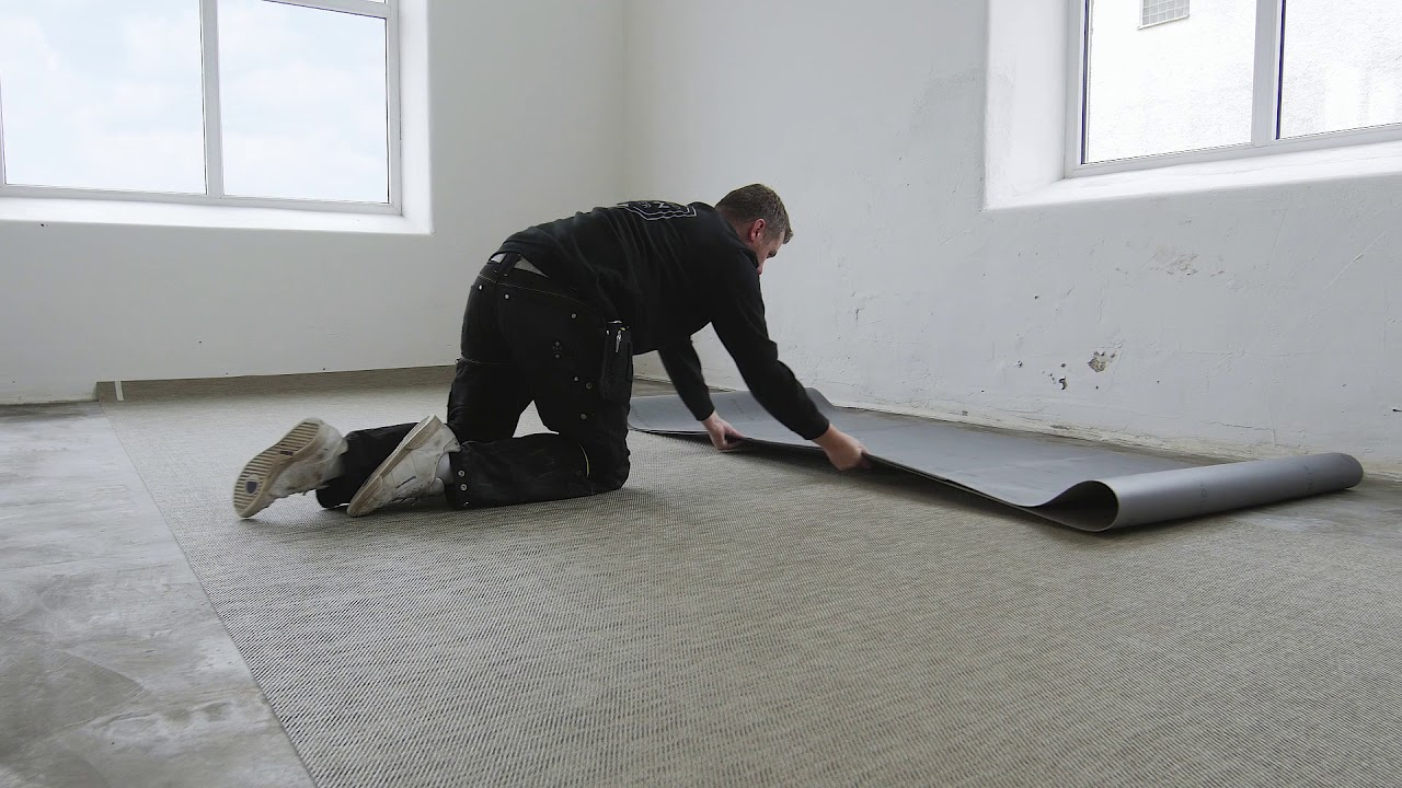 Bolon | Support | How to install your floor from Bolon