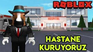 🏥 Kendi Hastanemizi Kuruyoruz 🏥 | Hospital Tycoon | Roblox Türkçe