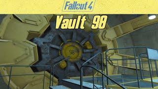 Fallout 4: Mods - Vault 98 (Settlement)