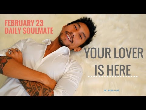 """WATER CANCER, PISCES, SCORPIO """"YOUR LOVER IS HERE."""" FEBRUARY 23 TAROT READING"""