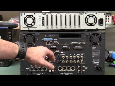 EEVblog #969 - Vintage $80k NLE Video Editor Teardown