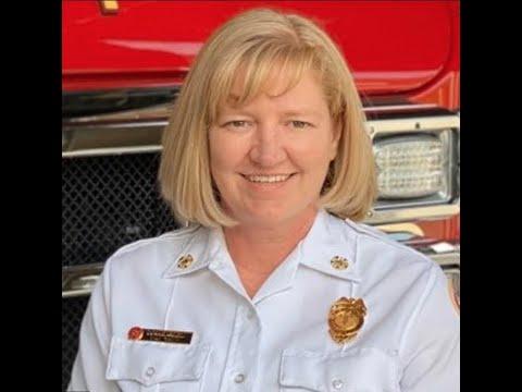 Kansas City Fire Chief Donna Lake