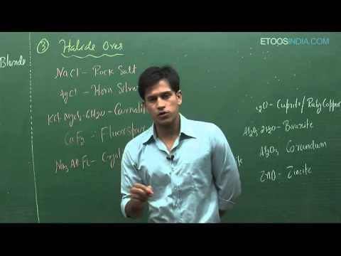 Metallurgy of Inorganic Chemistry for Neet  by Prince (PS) Sir