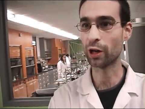 Techniques de laboratoire - Biotechnologies - Chimie analytique - Vidéo promotionnelle