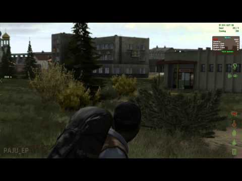 ARMA:DayZ[MODE Epidemic] // Sanctuary Guide Movie