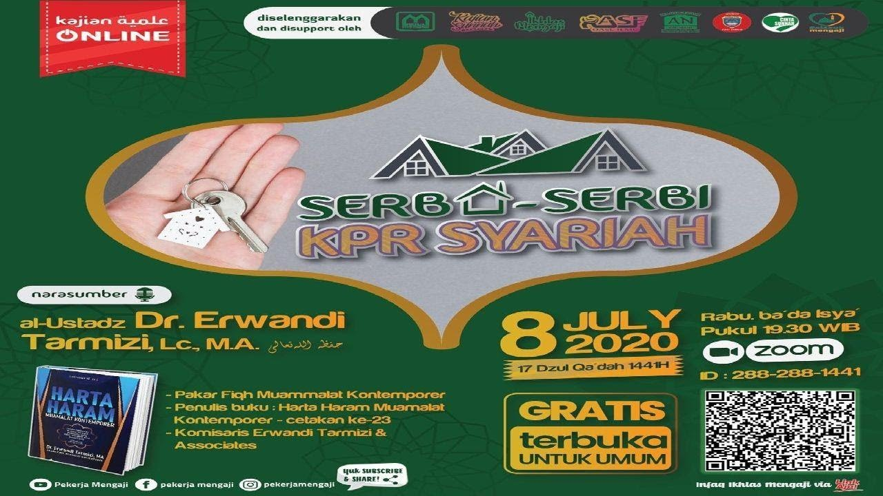 Serba Serbi KPR Syariah - Ustadz Erwandi tarmizi - Pekerja ...