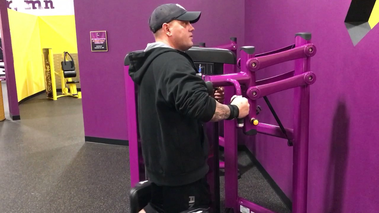 Planet Fitness Torso Rotation Machine How To Use The