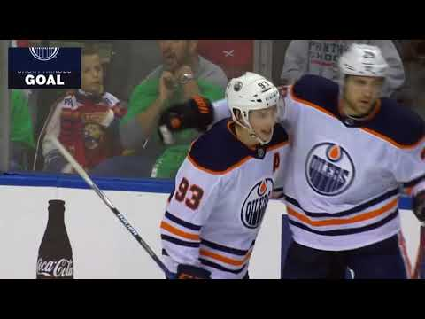 Edmonton Oilers vs Florida Panthers - March 17, 2018 | Game Highlights | NHL 2017/18