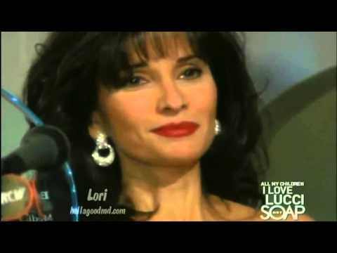 Erica Kane breaks down at the Woman of the Year ceremony