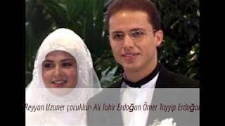 erdoğan ailesinin yaşları