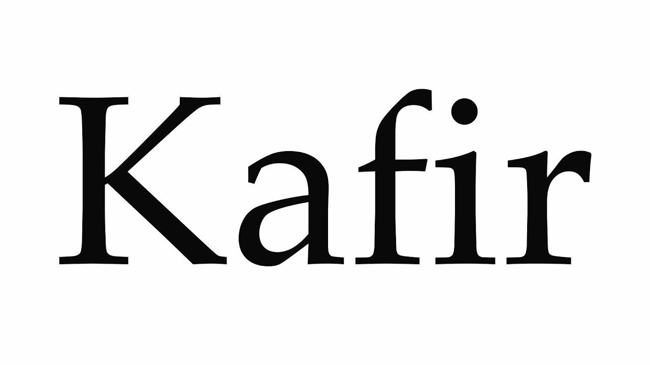 Resultado de imagem para kafir