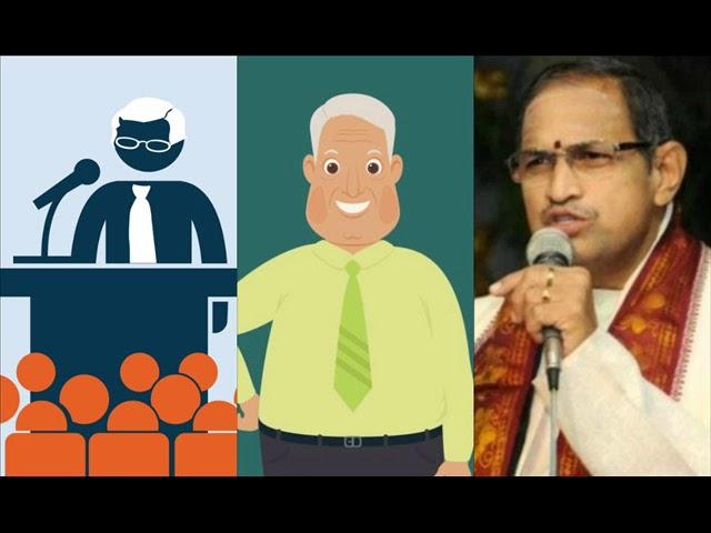 Retirement ( ???? ????? ) Brahmasri Chaganti Koteswara Rao Garu