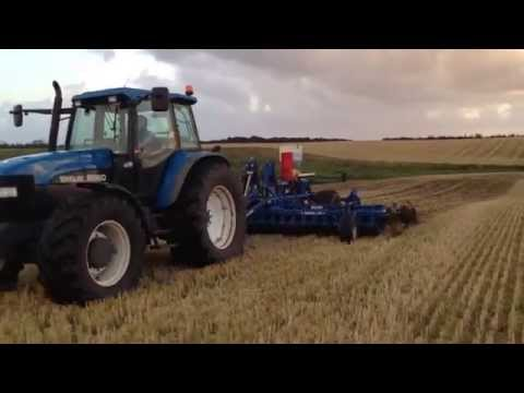 New Holland 8560 - Dalbo Maxidisc