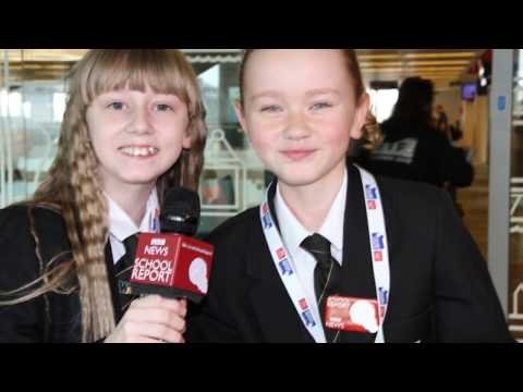 BBC School Report The BIG DAY @ the BBC Broadcasting House 15 March 2018