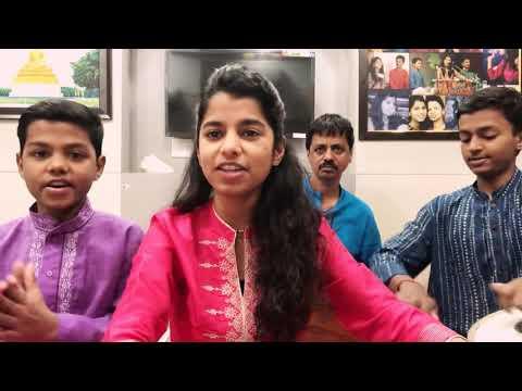 Holi Khele Raghuvira Awadh Me- Maithili Thakur, Rishav Tjakur, Ayachi Thakur