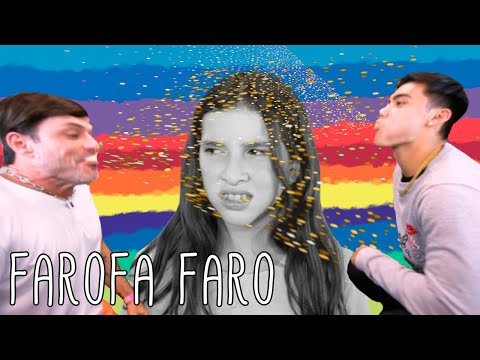 DESAFIO DO FAROFA FARO COM NOW UNITED | EXTRAS