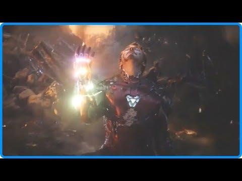 Мстители: Финал - Лучшие моменты 4