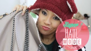 ♡HAUL:  Haul MODE...(Sheinside, ZARA, Monki, Missguided ...) Thumbnail