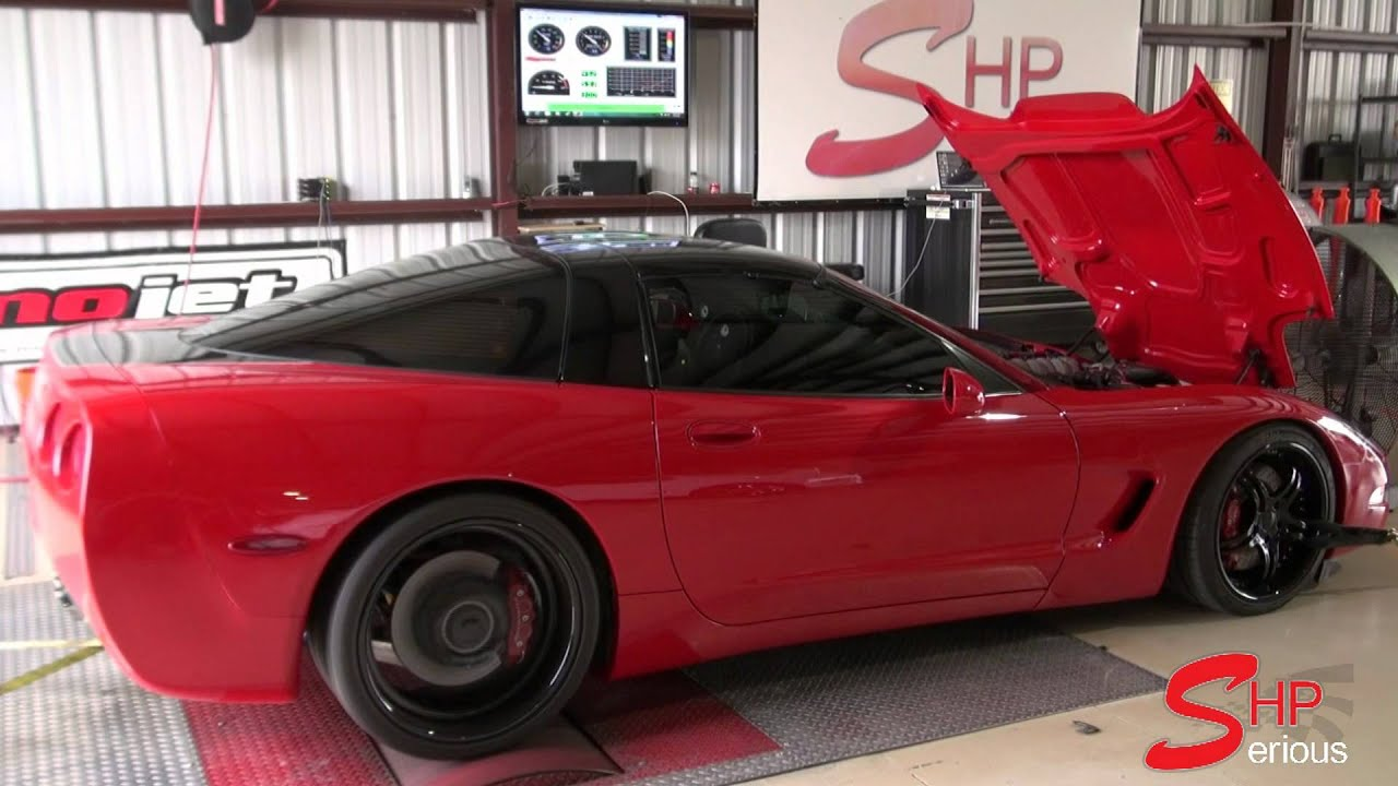 Dyno Tune Corvette C5 Lsx 454ci Engine Serioushp