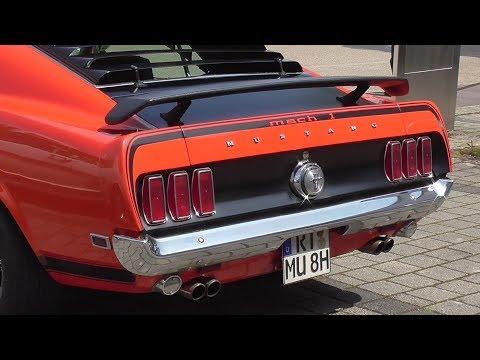 🚘 US Car-Treffen Waiblingen-Neustadt ⛔️ Mai 2019 🚦 Ford & Lincoln Edition 🚗