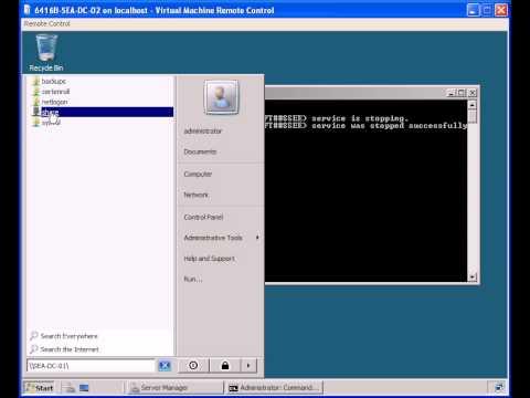 Maintaining Software Using WSUS.avi