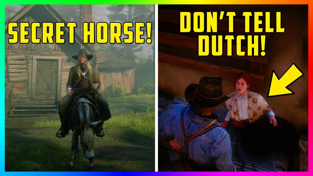 Download 10 Things You Didn't Know You Could Do In Red Dead Redemption 2! (RDR2 Tips & Tricks)