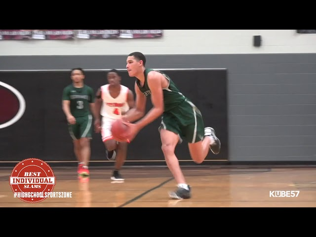 2018/2019 Basketball Plays of the Year