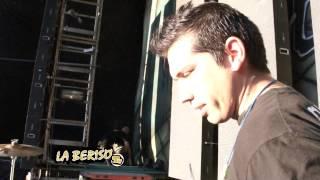 La Beriso en el Estadio Malvinas Argentinas - EL ESCENARIO (lo que no se ve)