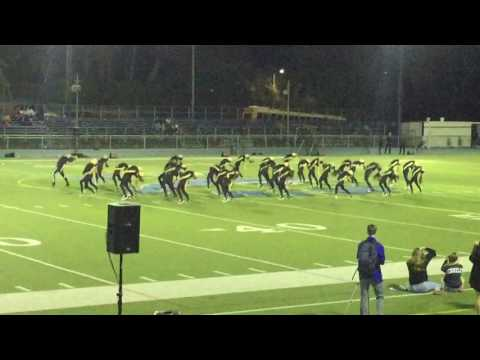 Palisades High School Homecoming Halftime Show 10/21/2016