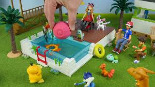 Pokemon Vacation - New PokeBall Bath Bomb - Surprise Toys
