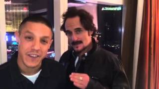Message from Kim Coates and Theo Rossi