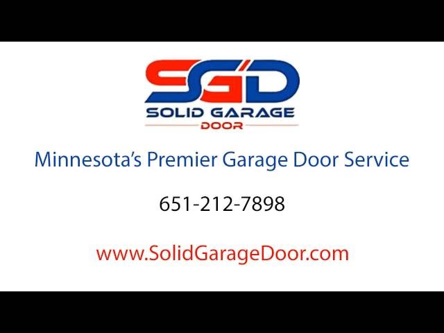 Solid Garage Door Repair U0026 Service | Minnesotau0027s Premier Garage Door Repair  Services