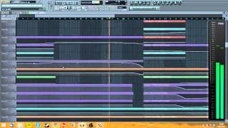 Progressive House / Big Room Song #1: FLP free download