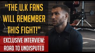 Vasiliy Lomachenko talks Luke Campbell & fighting in the U.K