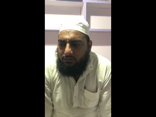 Qari Muaz Talking About Hijama (Treatment By Hakeem Hafiz Qari Molana Sayyed Sufiyan)