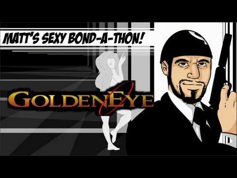 Goldeneye 007 - Matt's Sexy Bond-A-Thon