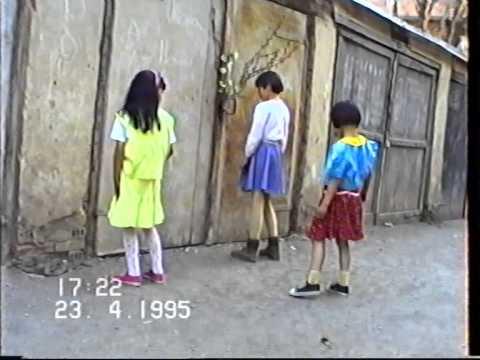 Uskrsnja proslava, Deca Mostarske - Pristina 1995