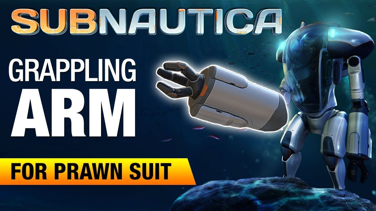 Prawn Suit Grappling Arm Location 2018 Subnautica Youtube Now go to the prawn suit bay and just scan all the fragments are there. prawn suit grappling arm location 2018 subnautica