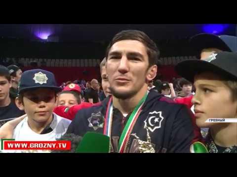 «Ахмат» одержал победу на Международном турнире по вольной борьбе памяти Первого Президента Чечни