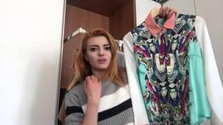 My Closet tour